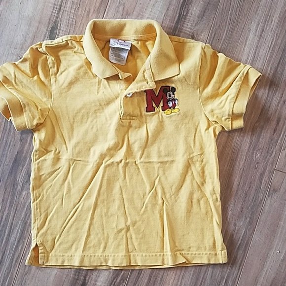 fe27d3b5f6 Disney Shirts & Tops | Boys Mickey Mouse Polo | Poshmark